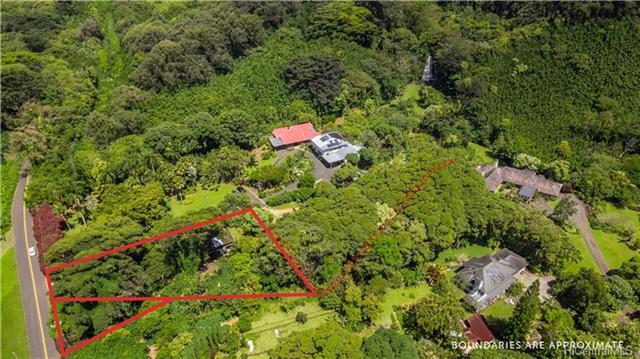 4151 Nuuanu Pali Drive Lot 6 B, Honolulu, HI 96817 (MLS #201804714) :: The Ihara Team