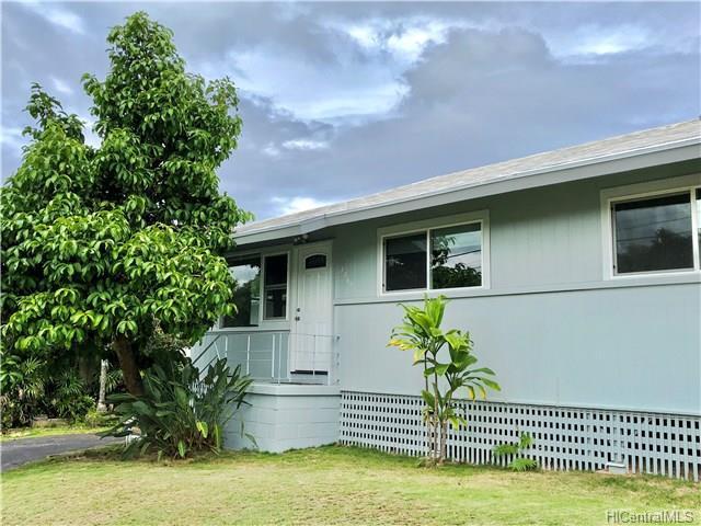 1360 Nanialii Street, Kailua, HI 96734 (MLS #201808636) :: Keller Williams Honolulu