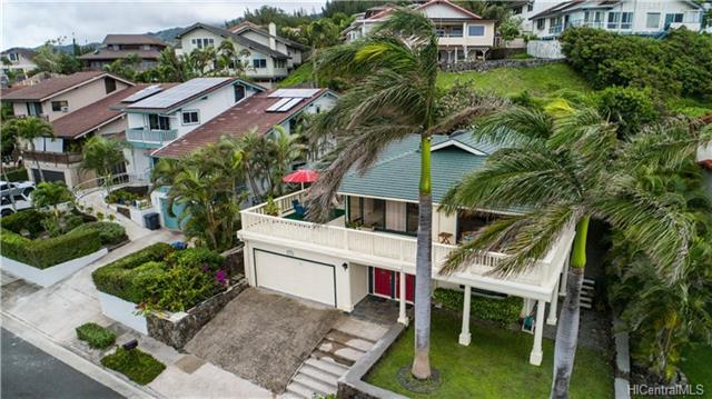 1110 Kaluanui Road, Honolulu, HI 96825 (MLS #201810354) :: Elite Pacific Properties