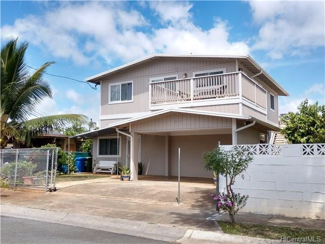 99-107 Ohiakea Street, Aiea, HI 96701 (MLS #201818406) :: Elite Pacific Properties