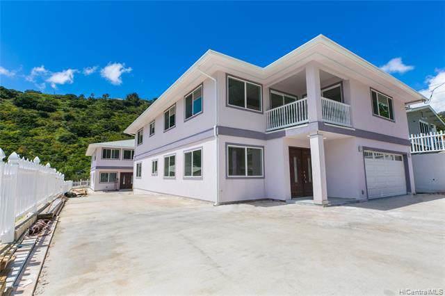 2776 Booth Road, Honolulu, HI 96813 (MLS #201911144) :: Maxey Homes Hawaii