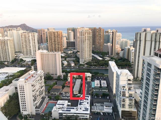 1909 Kahakai Drive, Honolulu, HI 96814 (MLS #201913866) :: Elite Pacific Properties