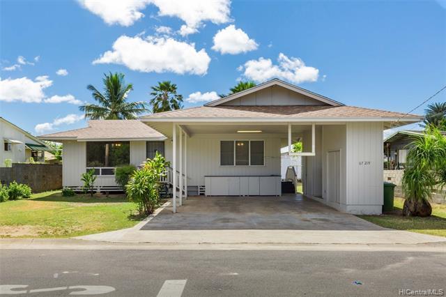 67-219 Kahaone Loop, Waialua, HI 96791 (MLS #201916922) :: Keller Williams Honolulu