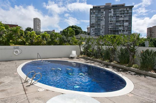 710 Lunalilo Street #708, Honolulu, HI 96813 (MLS #201917434) :: Barnes Hawaii