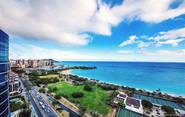 1288 Ala Moana Boulevard 33E, Honolulu, HI 96814 (MLS #201917598) :: Barnes Hawaii