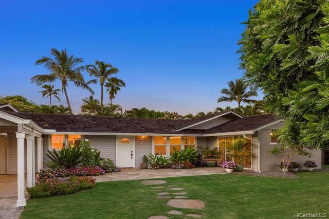234 Kuupua Street, Kailua, HI 96734 (MLS #201921737) :: Keller Williams Honolulu