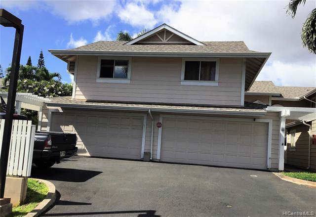 94-817 Lumiauau Street A101, Waipahu, HI 96797 (MLS #201922579) :: Elite Pacific Properties