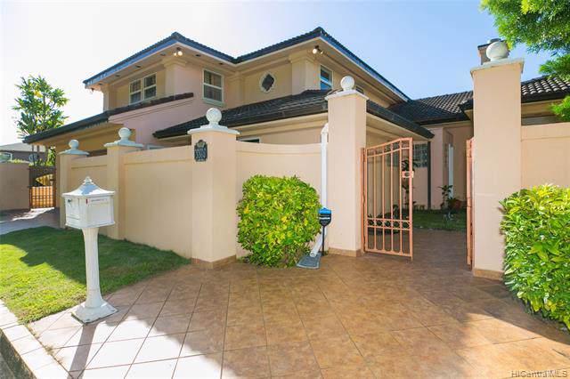 3360 Kamaaina Place, Honolulu, HI 96817 (MLS #201926537) :: Elite Pacific Properties