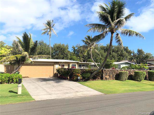 41-027 Ehukai Street, Waimanalo, HI 96795 (MLS #201929741) :: The Ihara Team