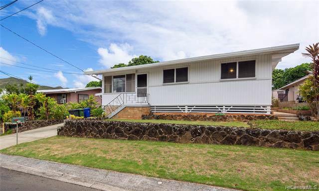 1440 Humuula Street, Kailua, HI 96734 (MLS #201929763) :: Team Lally