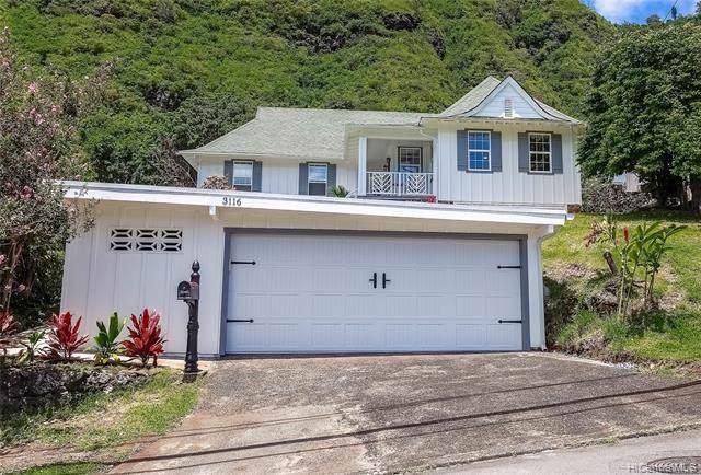 3116 Oahu Avenue, Honolulu, HI 96822 (MLS #201930279) :: Elite Pacific Properties