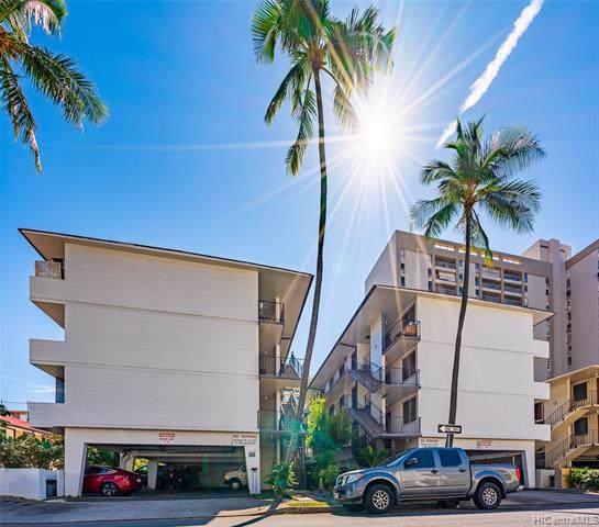 437-441 Pau Street, Honolulu, HI 96815 (MLS #201930873) :: Elite Pacific Properties
