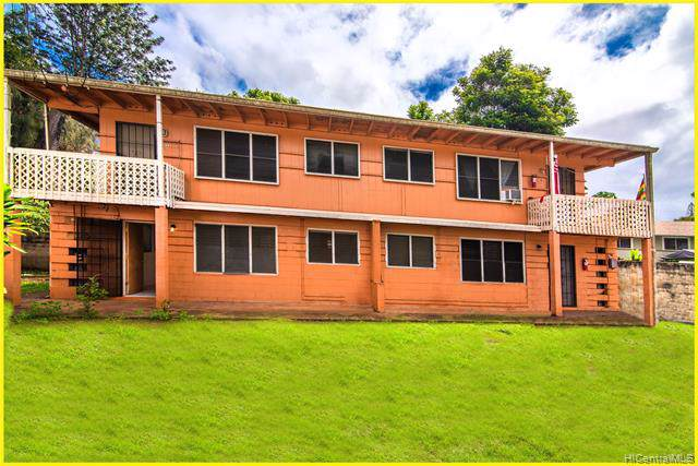 60 Lakeview Circle, Wahiawa, HI 96786 (MLS #201931340) :: The Ihara Team