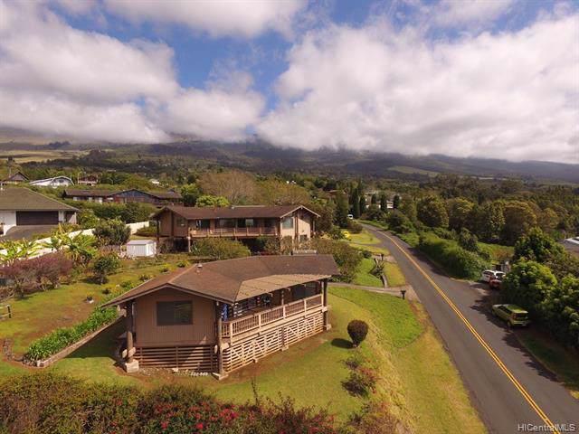 105 Holomakani Drive, Kula, HI 96790 (MLS #201932535) :: Keller Williams Honolulu