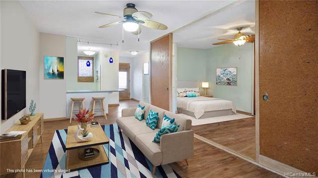 3111 Pualei Circle #303, Honolulu, HI 96815 (MLS #201933366) :: Elite Pacific Properties