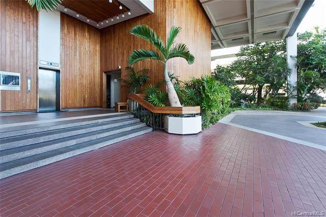 250 Kawaihae Street 17C, Honolulu, HI 96825 (MLS #201933490) :: Barnes Hawaii