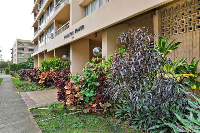 1621 Dole Street #204, Honolulu, HI 96822 (MLS #202000114) :: Elite Pacific Properties