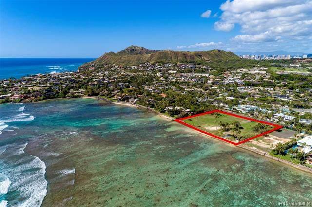 4423 Kahala Avenue, Honolulu, HI 96816 (MLS #202000395) :: LUVA Real Estate