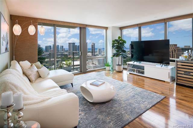 1200 Queen Emma Street #2902, Honolulu, HI 96813 (MLS #202000951) :: Elite Pacific Properties
