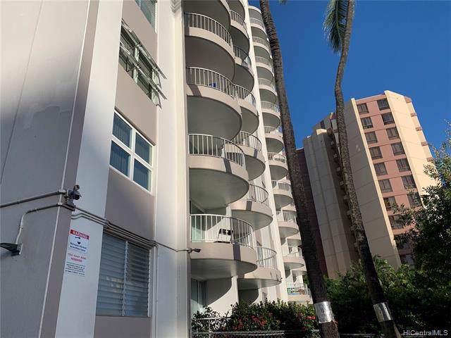 1018 Lunalilo Street #602, Honolulu, HI 96822 (MLS #202001026) :: Team Lally