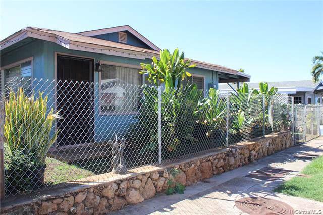 84-539 Manuku Street, Waianae, HI 96792 (MLS #202001809) :: Barnes Hawaii