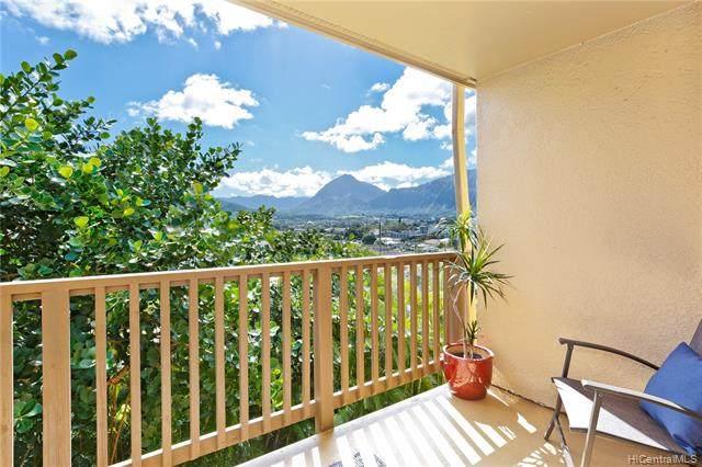 46-049 Aliianela Place #1714, Kaneohe, HI 96744 (MLS #202001901) :: Elite Pacific Properties