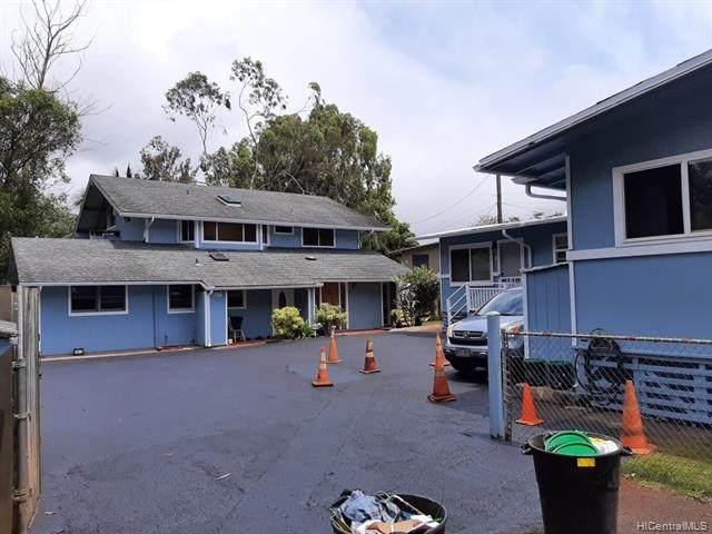 78 Lakeview Circle A, Wahiawa, HI 96786 (MLS #202003636) :: Elite Pacific Properties