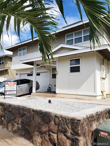 86-211 Leihoku Street, Waianae, HI 96792 (MLS #202003649) :: Keller Williams Honolulu