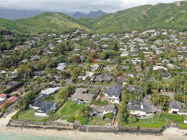 122 Lanipo Drive, Kailua, HI 96734 (MLS #202007857) :: Corcoran Pacific Properties