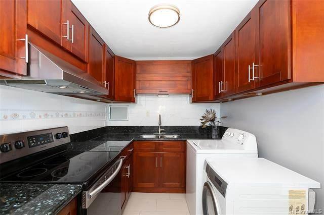 1456 Thurston Avenue A201, Honolulu, HI 96822 (MLS #202007899) :: Island Life Homes