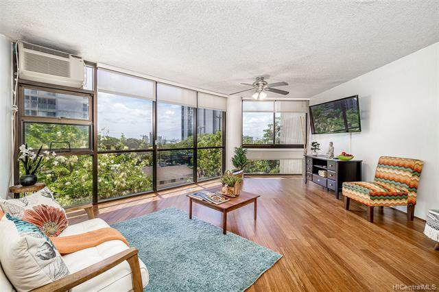 2101 Nuuanu Avenue I203, Honolulu, HI 96817 (MLS #202008234) :: The Ihara Team