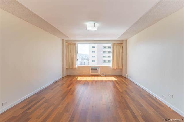 747 Amana Street #1108, Honolulu, HI 96814 (MLS #202010617) :: Elite Pacific Properties