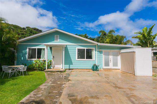 58-137 Mamao Street, Haleiwa, HI 96712 (MLS #202010788) :: Team Lally