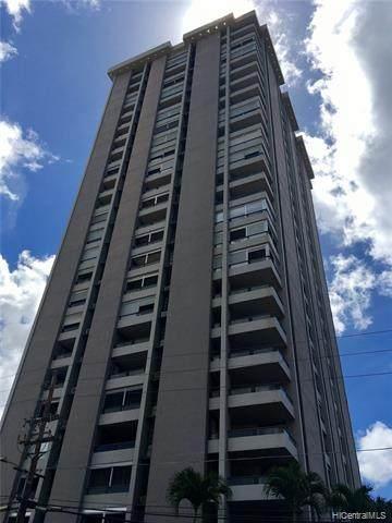 2100 Date Street #1101, Honolulu, HI 96826 (MLS #202010912) :: Elite Pacific Properties