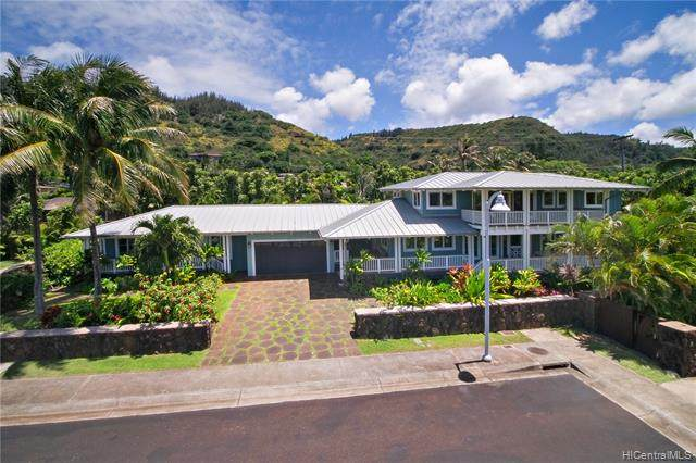 58-200 Napoonala Place, Haleiwa, HI 96712 (MLS #202011417) :: Elite Pacific Properties