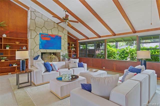 1173 Waiholo Place, Honolulu, HI 96821 (MLS #202014312) :: Barnes Hawaii