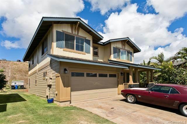 92-312 Pueonani Place, Kapolei, HI 96707 (MLS #202014971) :: Corcoran Pacific Properties