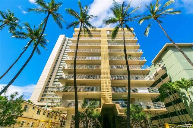 2222 Aloha Drive #804, Honolulu, HI 96815 (MLS #202015054) :: Team Lally