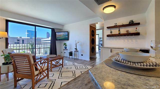 225 Queen Street 8B, Honolulu, HI 96813 (MLS #202015571) :: Elite Pacific Properties