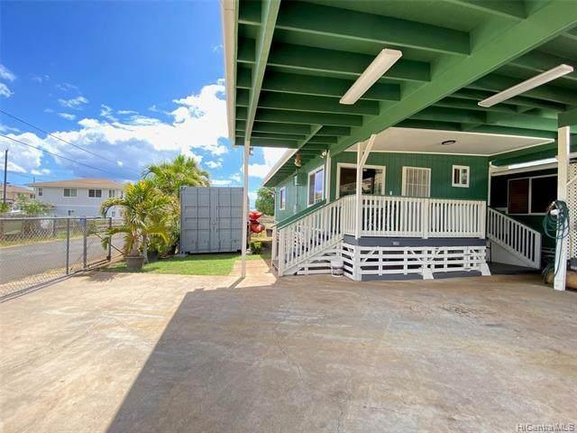 87-1698 Farrington Highway J, Waianae, HI 96792 (MLS #202016999) :: Corcoran Pacific Properties