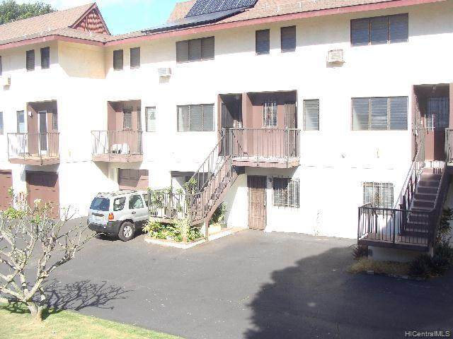 98-312 Kaonohi Street 3/322, Aiea, HI 96701 (MLS #202017873) :: Barnes Hawaii