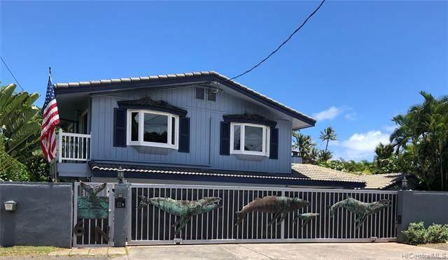 6 N North Kalaheo Avenue, Kailua, HI 96734 (MLS #202018087) :: Keller Williams Honolulu