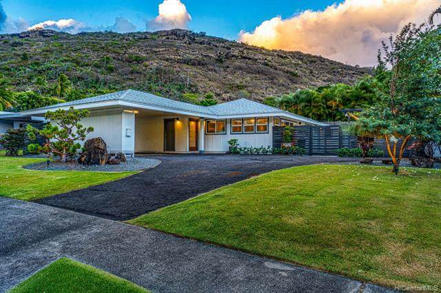 311 Mamaki Street, Honolulu, HI 96821 (MLS #202020318) :: Keller Williams Honolulu