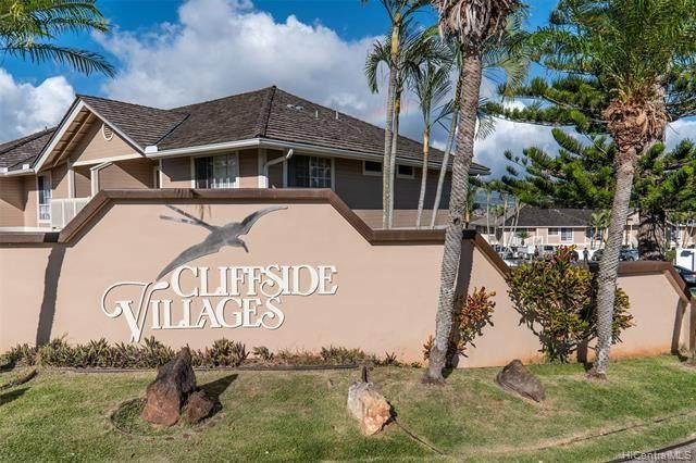 94-111 Mui Place A202, Waipahu, HI 96797 (MLS #202020540) :: Island Life Homes