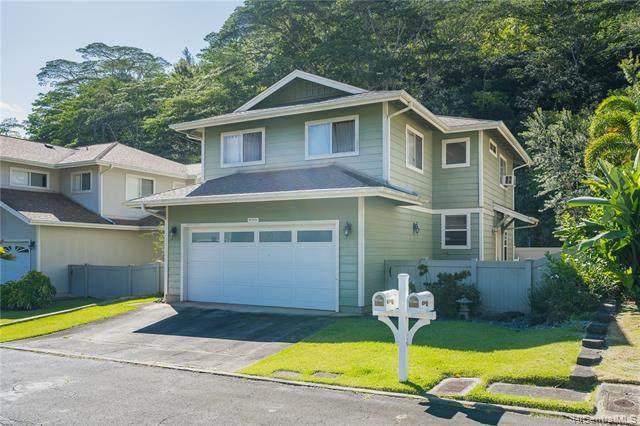 95-1045 Wikao Street #47, Mililani, HI 96789 (MLS #202020921) :: LUVA Real Estate