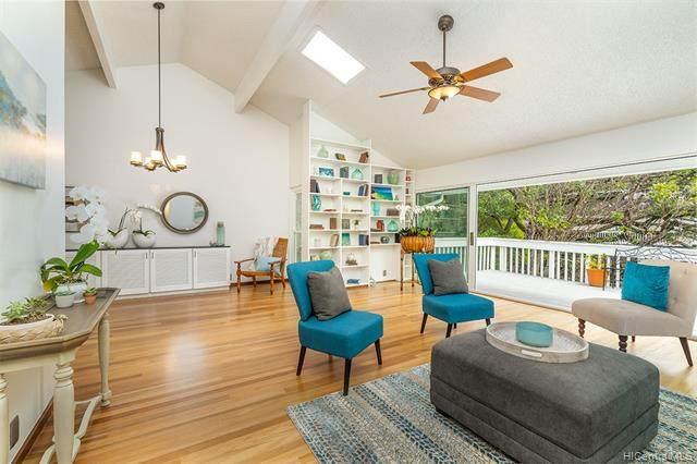 1625 Kalaniiki Street #24, Honolulu, HI 96821 (MLS #202023676) :: Corcoran Pacific Properties