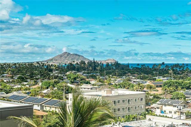 14 Aulike Street #903, Kailua, HI 96734 (MLS #202025092) :: Keller Williams Honolulu