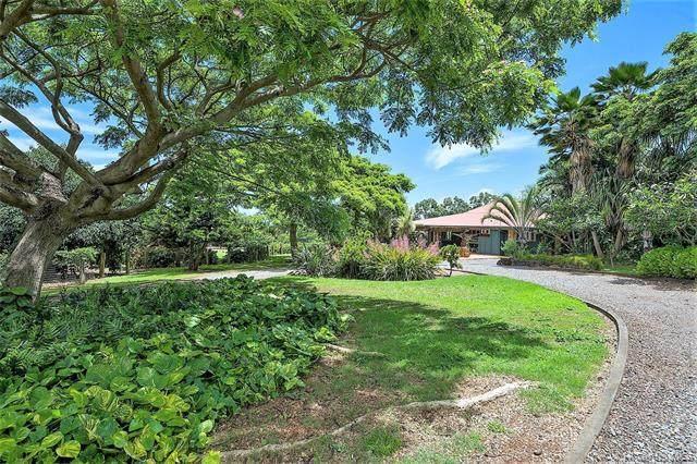 65-1140 Poamoho Street, Waialua, HI 96791 (MLS #202025258) :: Keller Williams Honolulu
