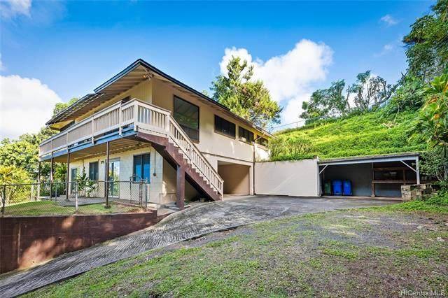45-622 Keaahala Road, Kaneohe, HI 96744 (MLS #202029076) :: Corcoran Pacific Properties