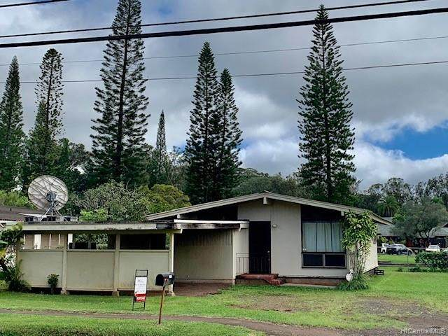 2047 California Avenue, Wahiawa, HI 96786 (MLS #202029437) :: The Ihara Team